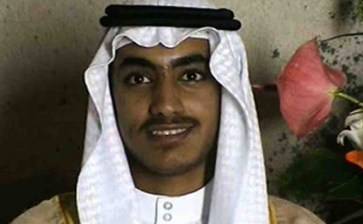 Va EU por el hijo de Osama bin Laden