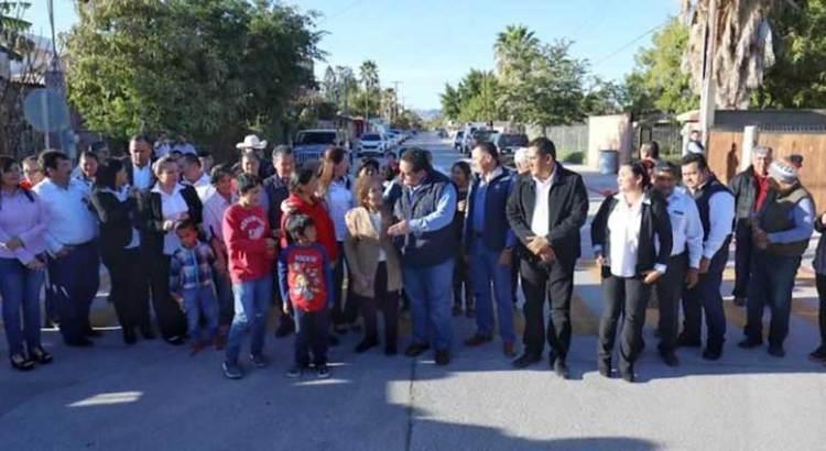 Entrega Gobernador obras y programas en Loreto