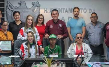 Entregan el Premio Municipal del Deporte 2018