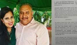 Denuncian al Director de Desarrollo Rural