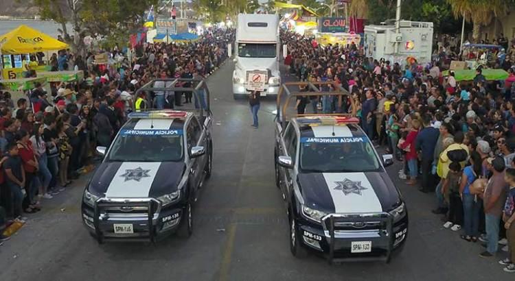 Con saldo blanco concluyó el Carnaval La Paz