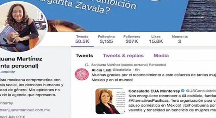 Fallan contra bloqueos de funcionarios en Twitter