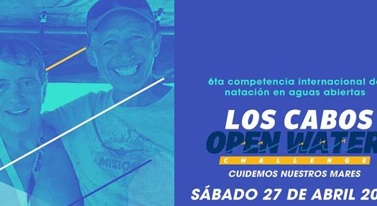 """Todo listo para """"Los Cabos Open Water Challenge"""""""