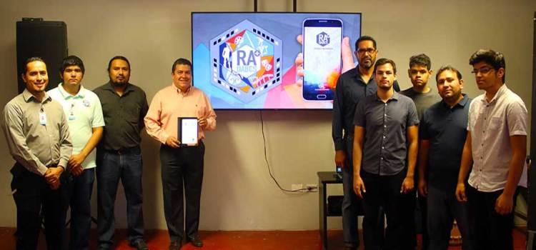 Crean en la UABCS aplicación informativa en realidad aumentada