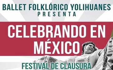 Celebra a México
