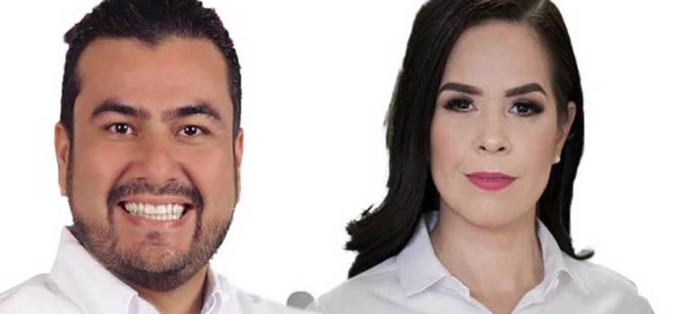 Gaby Montoya y Manuel Larumbe a la nómina municipal cabeña