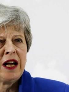 Abre May puertas a segundo referéndum sobre el 'brexit'