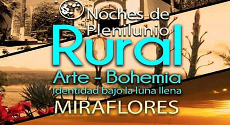 Pasa la Noche de Plenilunio en Miraflores