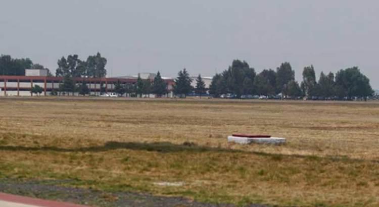 No detendrán amparos construcción del Aeropuerto de Santa Lucía