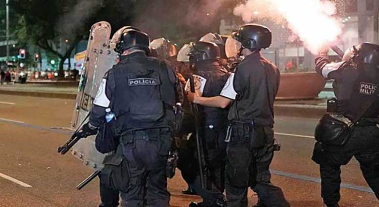 Paraliza huelga a Brasil
