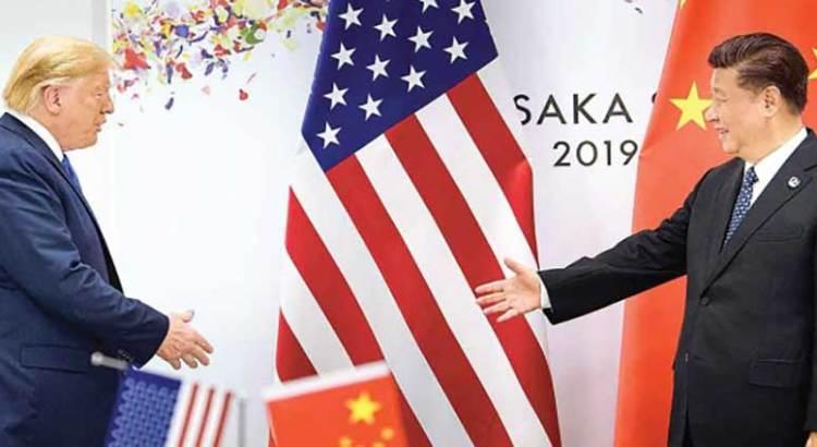 Cede Trump ante Xi-Jinping