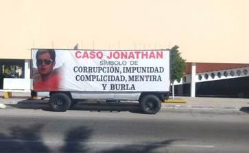 Revive el caso Jonathan