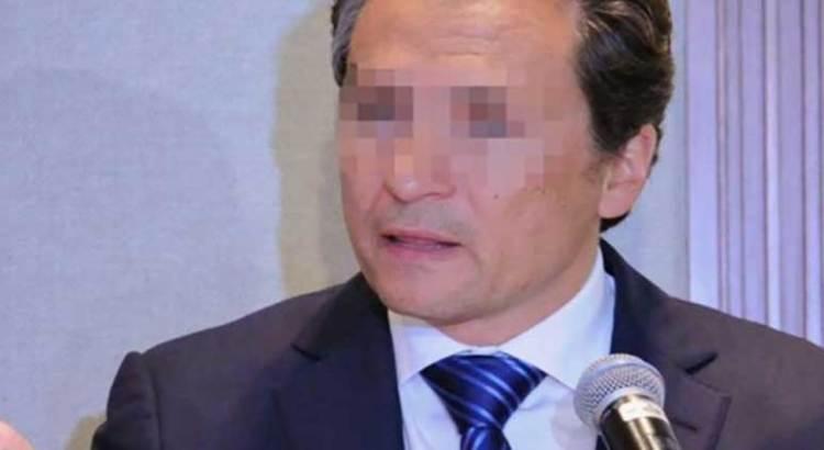 Presenta UIF sexta denuncia contra Lozoya