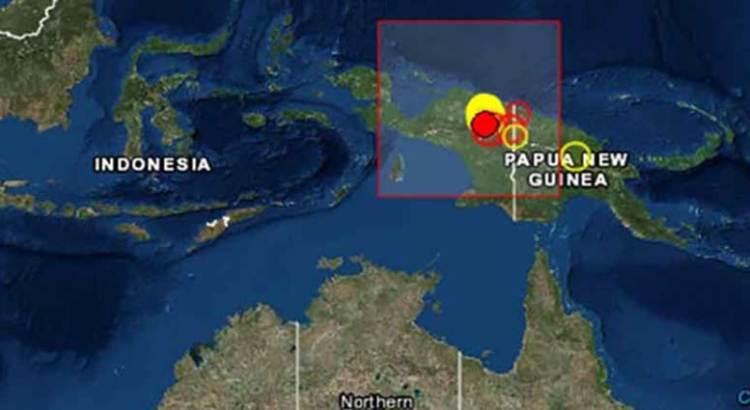 Sacude terremoto el este de Indonesia