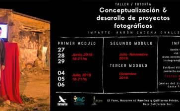 """Invitan a """"Conceptualización y desarrollo fotográfico"""""""