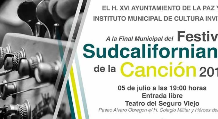 Invitan al Festival Sudcaliforniano de la Canción