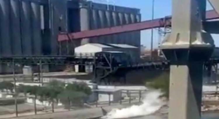 Derrama Grupo México ácido en el Mar de Cortés