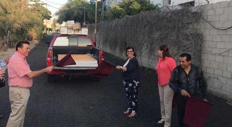 Recibirá La Paz donación de asfalto