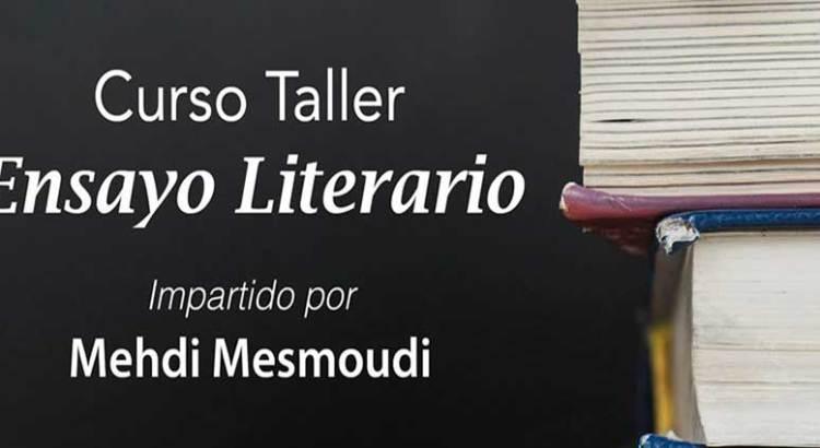 Invitan a Curso-Taller «Ensayo Literario»