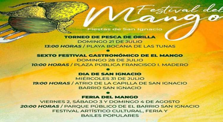 Vámonos pal Festival del Mango
