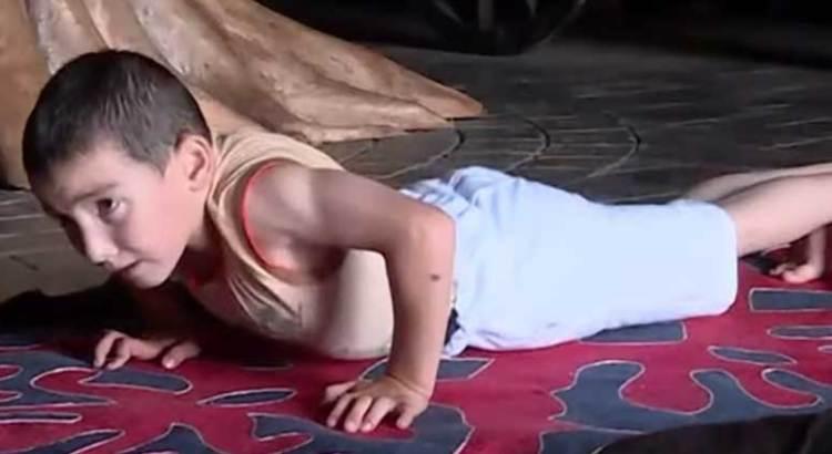 Hace niño de 6 años más de 3 mil lagartijas