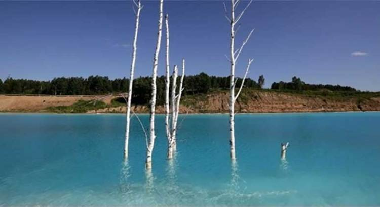 Este lago es uno de los más visitados del mundo