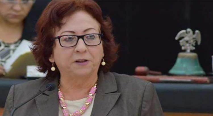 Impugna Mercedes Maciel revocación de su constancia como diputada federal