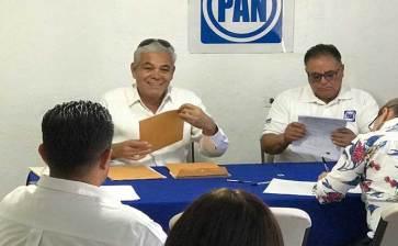 Buscará Francisco Javier Rubio la dirigencia del PAN Los Cabos
