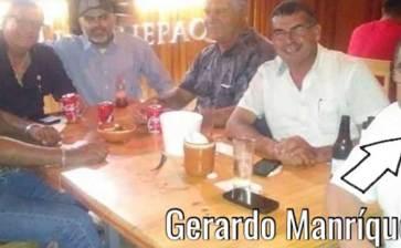 Reaparece el ex tesorero de Tony Agúndez
