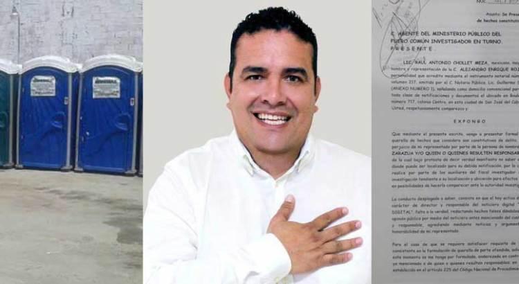 Alejandro Rojas y Peninsular Digital