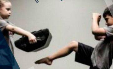 Defensa personal y TKD para niños y adolescentes
