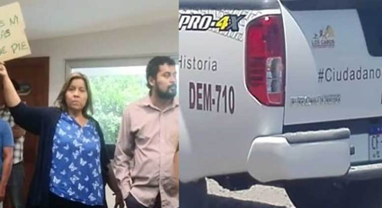 "Usa regidora cabeña vehículos oficiales para ""apoyar"" a diputada morenista"