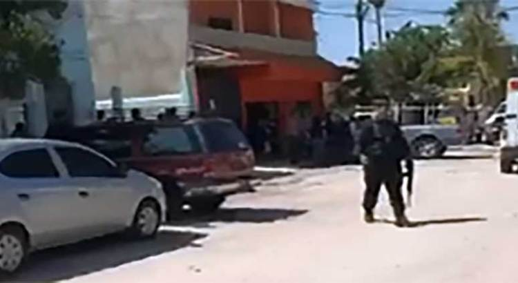 Intentaron asaltar la cooperativa Melitón Albañez