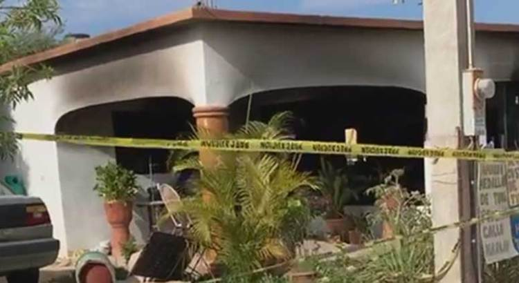 Murió una mujer en explosión de tanque de gas