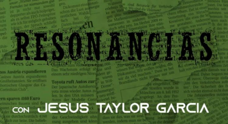 Resonancias / Jesús Taylor