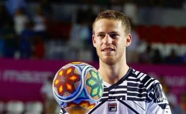 Gana Diego Schwartzman el Abierto de Tenis Los Cabos