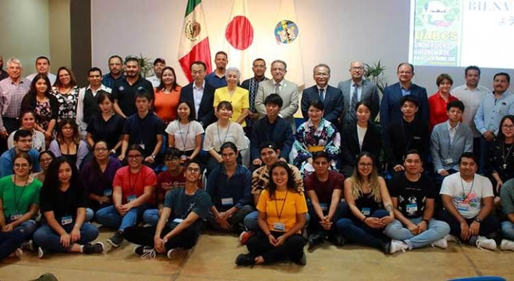 Arriban alumnos de Japón a la UABCS