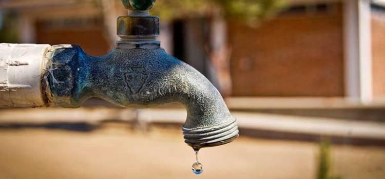 Otra vez, se quedarán los muleginos sin agua