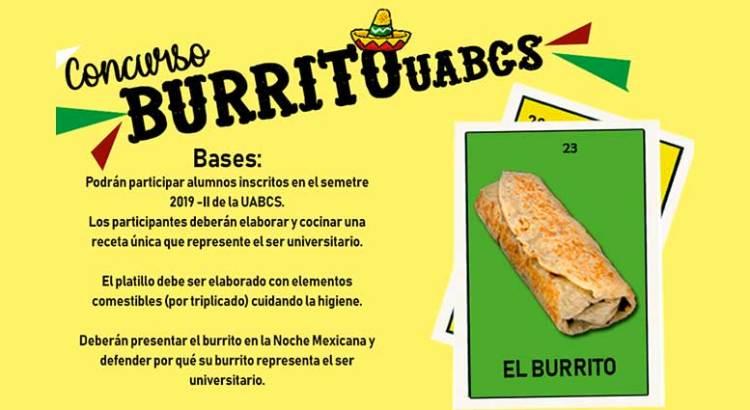 Apúntate en el concurso de burritos