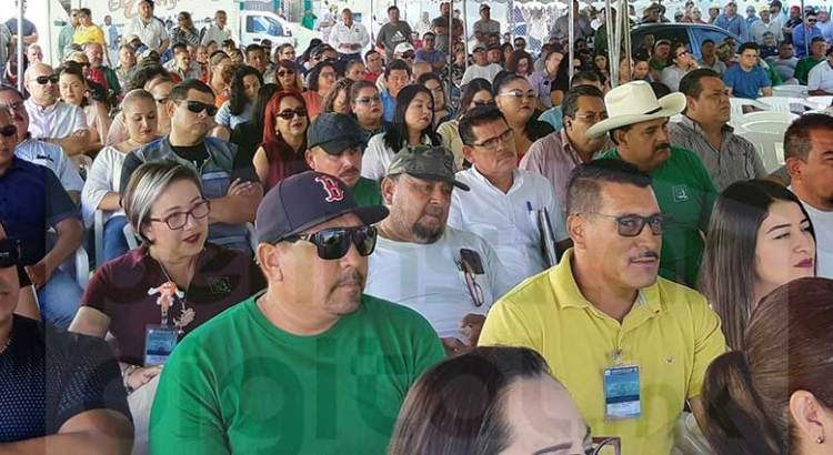 En paro trabajadores de SAPA La Paz