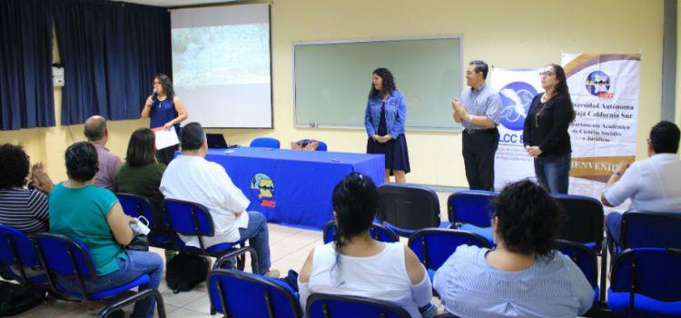 Impartieron taller sobre redacción de textos sin discriminación