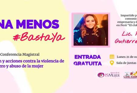 Pone trabas Armida Castro a evento en favor de las mujeres