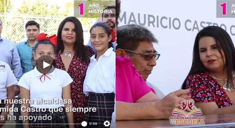Incurre Armida Castro en delito electoral