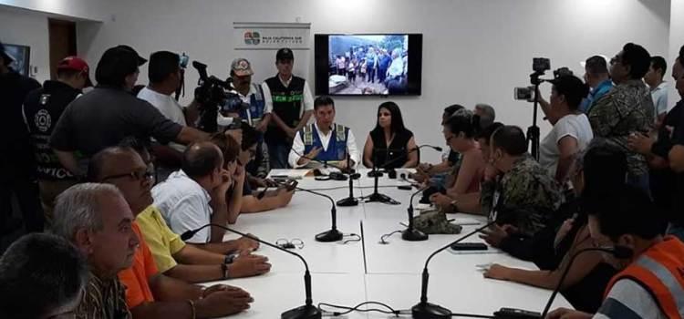 Se suspenden clases en Los Cabos, La Paz, Comondú y Loreto