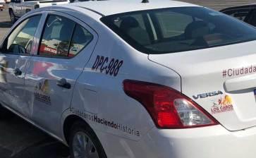 Vehículos oficiales, usos particulares