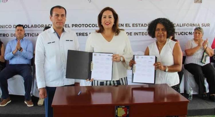 Instalan Protocolo Alba