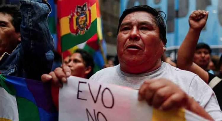 Reina la incertidumbre en Bolivia