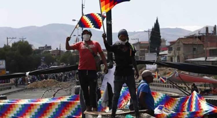 Pide Presidenta de Bolivia convocar a nuevas elecciones