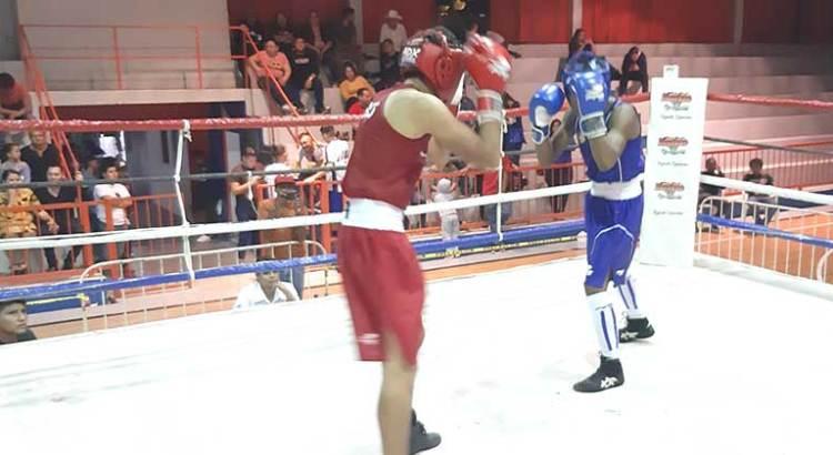 Positivo el Torneo Municipal de Boxeo