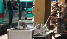 Invade el comercio informal banquetas de CSL